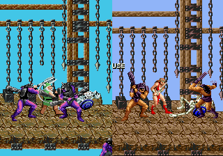 Golden Axe 2 - Enhanced Colors