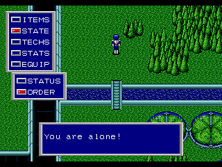 Phantasy Star II Bugfix