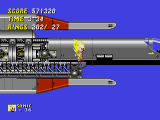 Sonic 2 Improvement