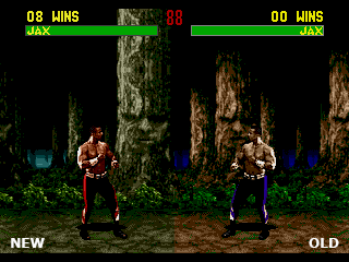 Mortal Kombat II Unlimited - Enhanced Colors