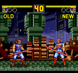 Fatal Fury 2 - Enhanced Colors