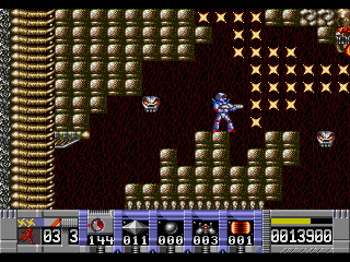 Turrican Fixed