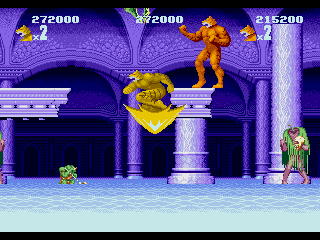 Altered Beast - Alternate Style