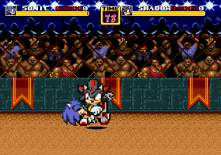 Streets of Rage 2: Sonic and Miku