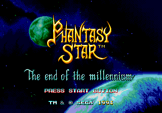 Phantasy Star IV: Arranged Version
