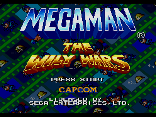 Megaman Wily Wars SRAM Save Hack