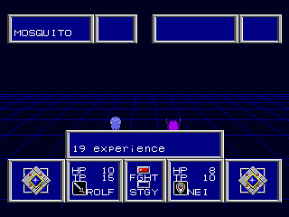 Phantasy Star II Easy Mode