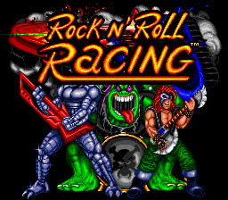 Rock n' Roll Racing Hack v16