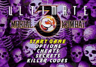 Ultimate Mortal Kombat 3 - Arcade Hack