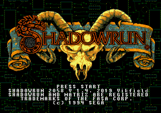 Shadowrun 2058
