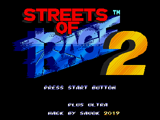 Streets of Rage 2 (U) [!] PLUS ULTRA