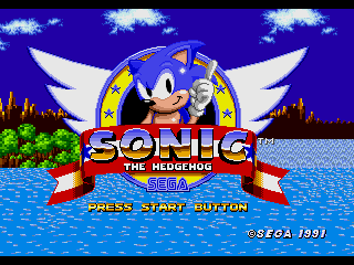 Sonic 1 Bugfixes & Optional Act Palettes
