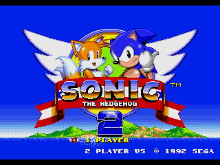 Sonic 2 Bugfixes & Knuckles