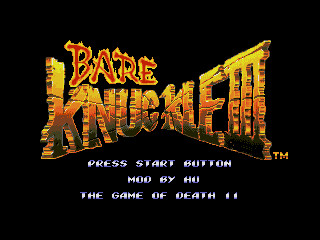 BK3 - the Game of Death II