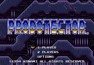 Probotector (E) Hit Point Restoration Hack