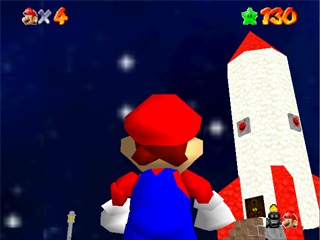 Super Mario 64 - The Green Stars