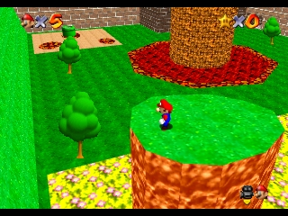 Super Mario 64 - Twisted Adventures