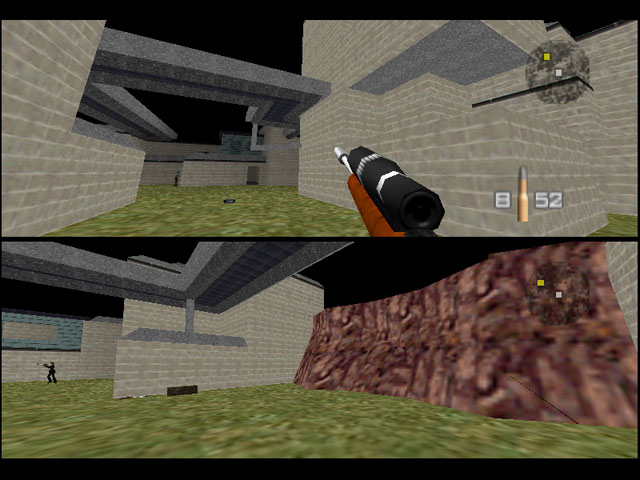 GoldenEye 007: Counter-Strike Map Pack