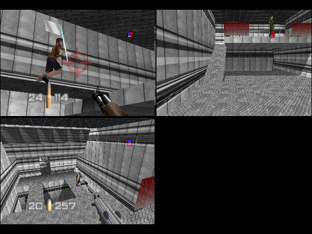 GoldenEye 007: Mirror Mode Multi