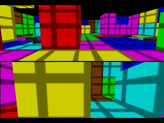 Tetris Multiplayer Map