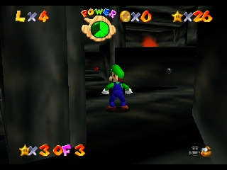 Super Mario 64: The Missing Stars