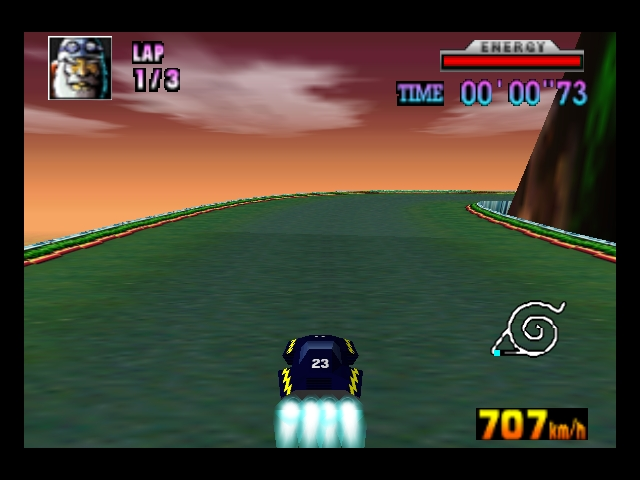 F-Zero UchiX ~Side B~