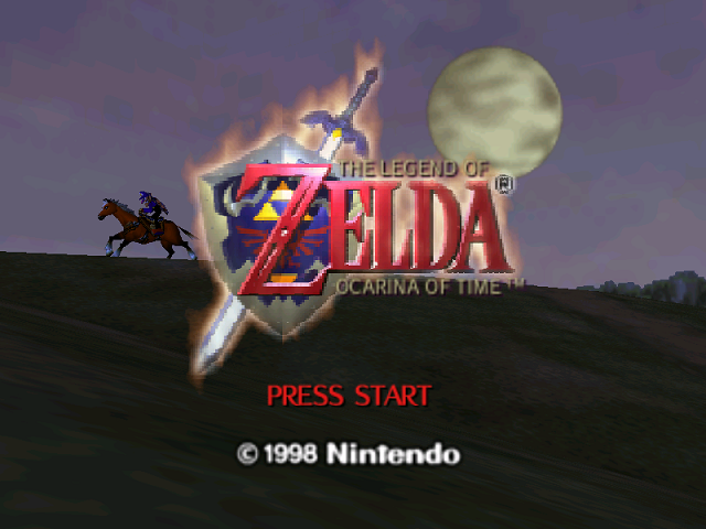 Romhacking net - Hacks - Play as Waluigi in Ocarina of Time