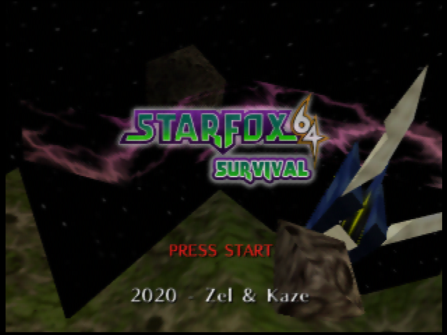 Star Fox 64: Survival