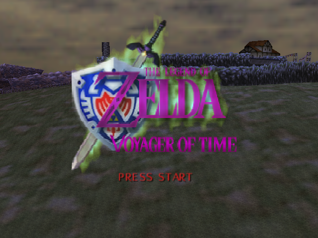 The Legend of Zelda: Voyager of Time