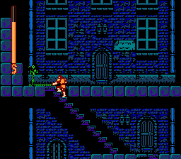 Castlevania II - Simon Restore & Improved lifebar