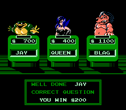 Jeopardy: Battletoads Edition