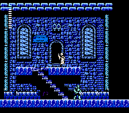 Castlevania II - Vengence on Hell