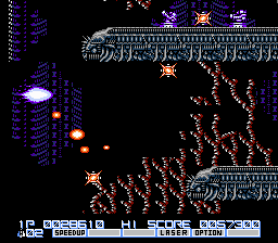 Gradius II - Arrangement Chronicle Death