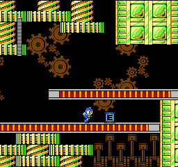 Mega Man II Simplified