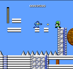 Mega Man Reved Up!!