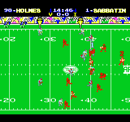 Tecmo Action Bowl: 2014