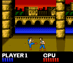 Double Dragon - Chuck Norris Edition
