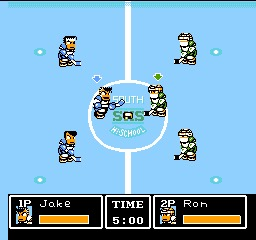 Ultimate Nekketsu Hockey