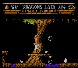 Dragon's Lair improvement