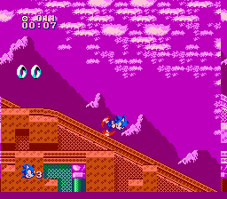Sonic The Hedgehog (NES) Improvement V1.0 + Graphics