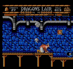 Dragon's Lair - Completely Playable