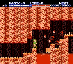 Zelda II: The Nightmare of Ganon