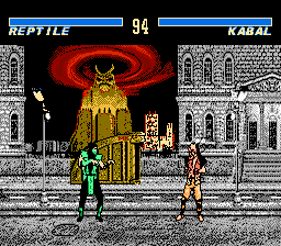 Ultimate Mortal Kombat 3 (NES)