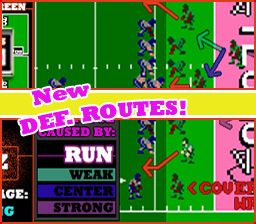 NFL Tecmo Super Coach 2009-10 (FINAL | NES)