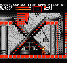 Castlevania: Stairs of DOOM
