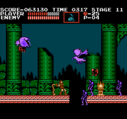 Castlevania - Horror of Dracula