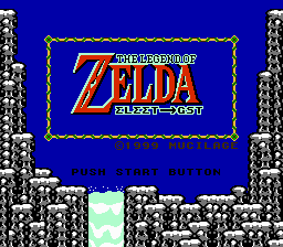 Legend Of Zelda - GST