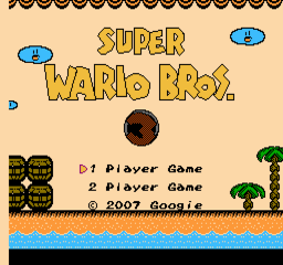 Romhacking net - Hacks - Super Wario Bros  3