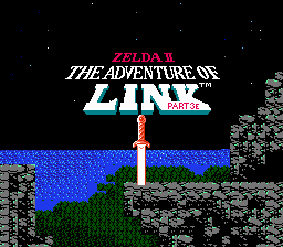 Zelda II - Part 3