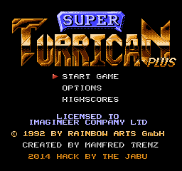 Super Turrican Plus